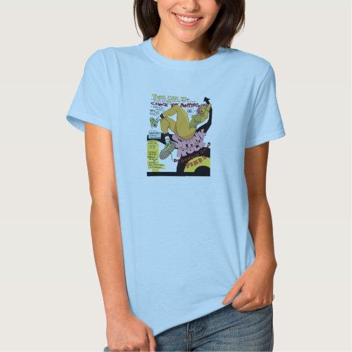 Spank Rock Shirt
