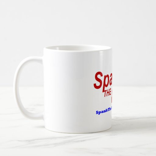 Spank The Bank Mug