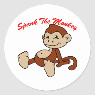 The sounds decal spank your monkey this cumshot