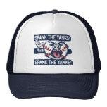 Spank the Yanks Outrageous Baseball Trucker Hat