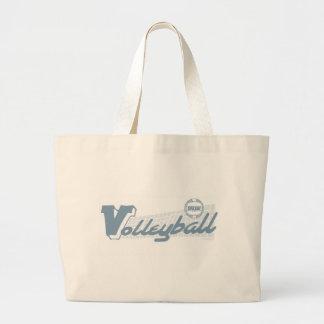Spank Volleyball Canvas Bag
