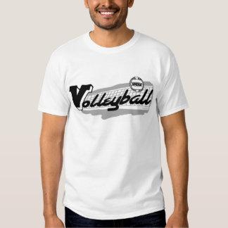 Spank Volleyball Black T-Shirt