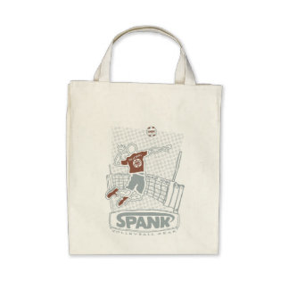 Spank Volleyball Indoor Male Canvas Bag
