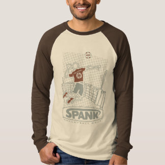 Spank Volleyball Indoor Male T-Shirt