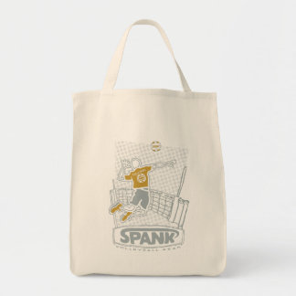 Spank Volleyball Indoor Male Tote Bag