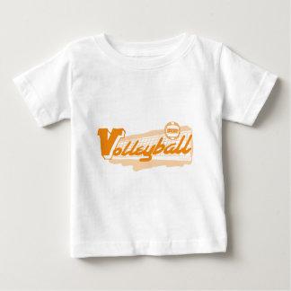 Spank Volleyball Orange Baby T-Shirt