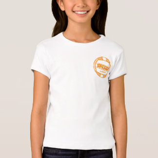 Spank Volleyball Orange T-Shirt