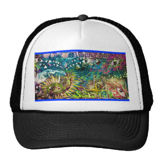 """SpanKaliCousness"" HooperVisualsHat $15.85 Trucker Hat"