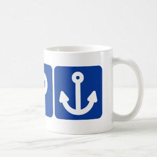 Spanker Symbol Joke Coffee Mug