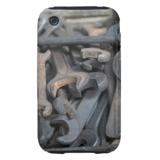 Spanners  iPhone 3G/3GS Tough Universal Case iPhone 3 Tough Cover