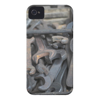 Spanners iPhone 4 Barely There Universal Case