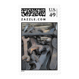 Spanners Postage Stamp