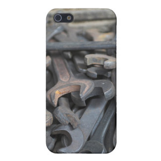 Spanners  Savvy iPhone 5 Matte Finish Case iPhone 5/5S Covers