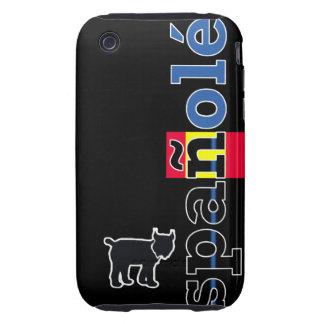 SPANOLE - Funda-Mate iPhone 3G/3GS Tough Universa Tough iPhone 3 Cover