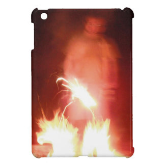 Sparagmos Transition Fire Demon Angel Colored iPad Mini Covers