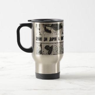 Spare An Aspen Tree Travel Mug
