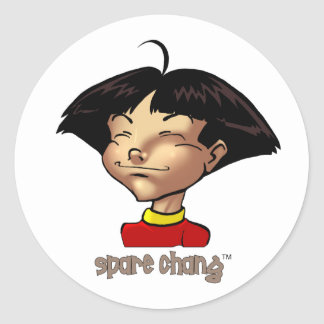 Spare Chang™ Sticker