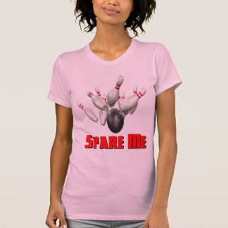 Spare Me Bowling T-Shirt