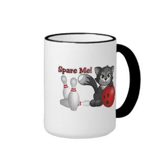 Spare Me Cat Mug