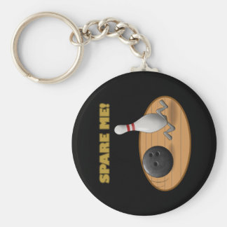 Spare Me Keychain