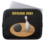 Spare Me Laptop Computer Sleeve