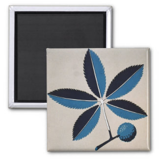 Spare Our Trees 2 Inch Square Magnet