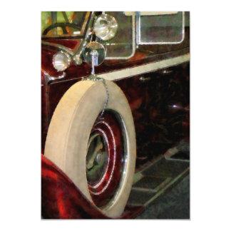 Spare Tire Card