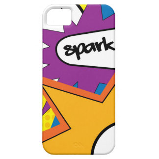 Spark CaseMate iPhone 5 ID case iPhone 5 Cases