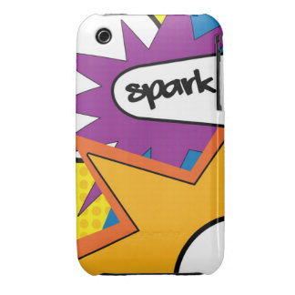 Spark CaseMate iPhone case iPhone 3 Cover