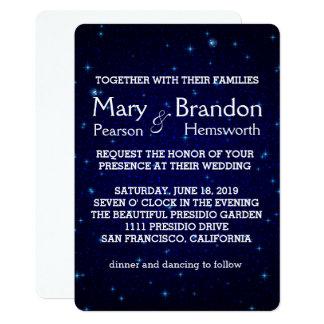 Spark of Love Wedding Card
