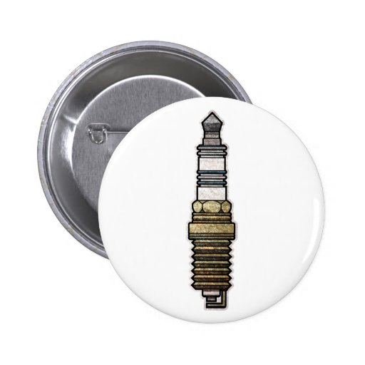 Spark Plug Button