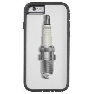Spark plug case