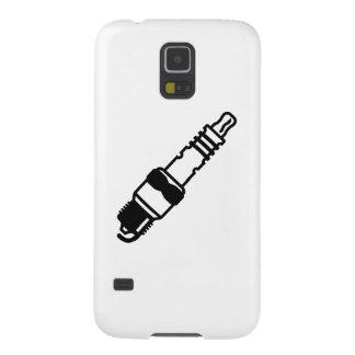 Spark plug case for galaxy s5