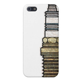Spark Plug iPhone Case