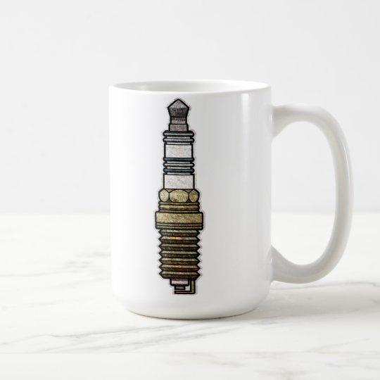 Spark Plug Mug