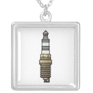 Spark Plug Necklace