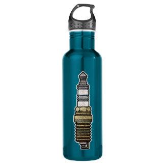 Spark Plug Water Bottle