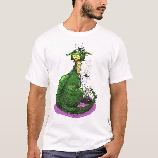 Sparkie the Dragon hr T-Shirt