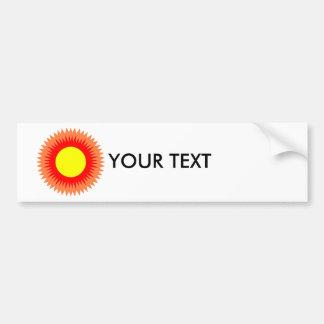 Sparkk Flash Bumper Sticker