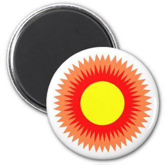 Sparkk Flash 2 Inch Round Magnet