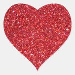 Sparkle and glitter Sticker