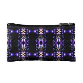 Sparkle: Blue Cosmetic Bag