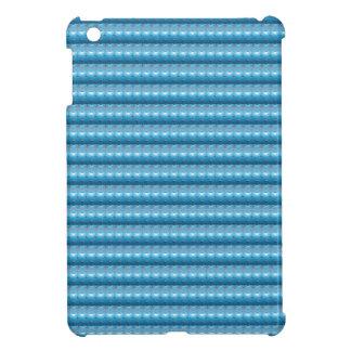 Sparkle Blue FineArt Pattern DIY add TEXT PHOTO 99 iPad Mini Cover