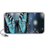 sparkle-butterfly notebook speakers