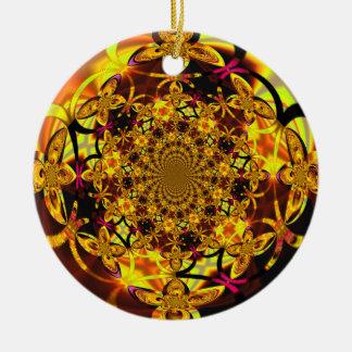 Sparkle Ceramic Ornament