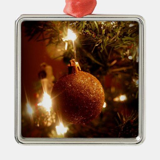 Sparkle Christmas Tree Ornaments