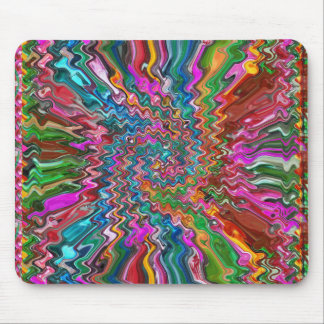 SPARKLE Colorful Shirts w Pocket Back Print Gifts Mouse Pad