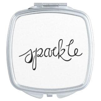 Sparkle Cosmetic Mirror