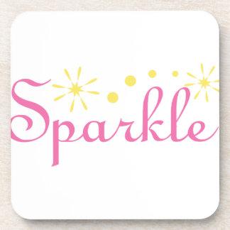 Sparkle Drink Coaster