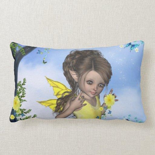 Sparkle Elf Faerie Gigi Pillow